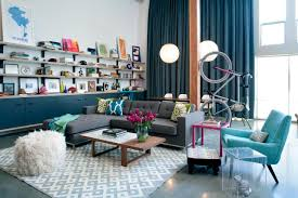 Industrial Living Room Design Industrial Modern Living Room Design Salon Style Industriel
