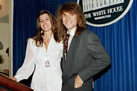 Jon bon jovi is an american musician, singer, songwriter, and actor, best known as the founder, occasional rhythm guitarist, and lead singer of rock band bon jovi, which was named after him. Jon Bon Jovi On 40 Year Love Story With Wife Dorothea People Com