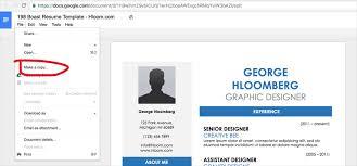 Free Google Resume Templates Enchanting Discreetliasons 40 Google Docs Resume Templates [40% Free