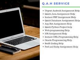 urgent programming assignment help quick programming assignment urgent assignment help services