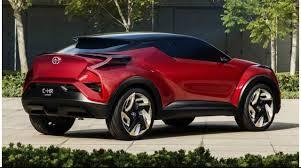 2018 toyota models. 2018 toyota chr rear models