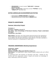 I Want To Create My Resume 32 Resume Templates For Freshers Download Free Word Format