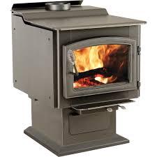 2 top er vogelzang ponderosa high efficiency wood stove 152 000 btu epa certified model