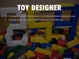 Toy Designer Salary Toy Designer