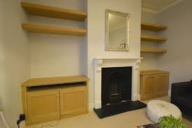 alcove cupboards shelving