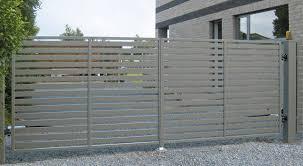 modern metal gate. Sliding Gate / Metal Bar Panel Modern G