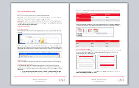 Style Guide Template Word Caci Microsoft Word And Powerpoint Templates Infinitum