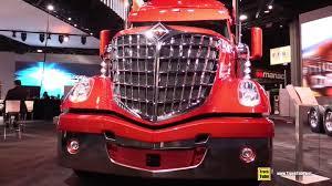 2018 International Lone Star Sleeper Truck - Walkaround - 2017 NACV ...
