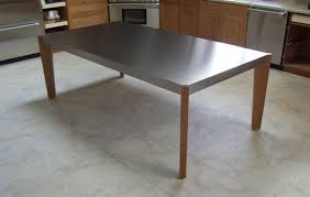 Stainless Steel Top Dining Table Online Shoppingthe World Largest Stainless Steel Top Dining Table