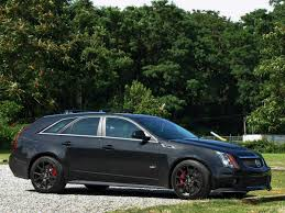 Review: TEST DRIVE: Cadillac CTS-V Wagon Is A Pure Joy - Cadillac ...
