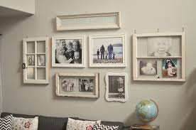 interior gallery wall frames awesome home office decorating ideas two twenty one throughout 29 from