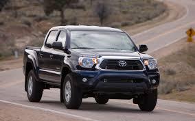 2012 Toyota Tacoma - Information and photos - MOMENTcar