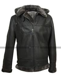 aviator b3 world war2 shearling sheepskin flying jacket