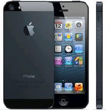 Refurbished Apple iPhone 5 Unlocked in Black 32GB