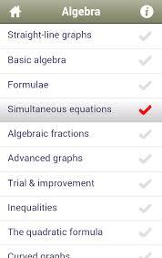 quadratic simultaneous equations edexcel tessshlo
