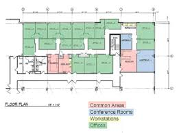 floor plan of the office. Executive Suites Floor Plan Of The Office
