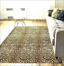 animal print area rugs. Leopard Rug 8x10 Animal Print Area Rugs 0 L