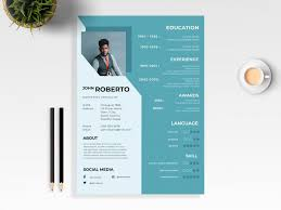 Modern Resume For Freshmen Modern Resume Free Template Resumekraft