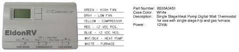coleman heat pump thermostat wiring diagram coleman thermostat digital 12v 7 wire for coleman mach heat pumps on coleman heat pump thermostat wiring