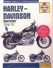 sportster repair manual 1970 2013 harley sportster 883 1000 1100 1200 repair service workshop manual 266 fits