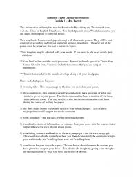 001 Format Of Research Paper Examples Statement Example Template