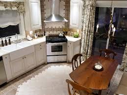 Kitchen Floor Plans With Corner Stove