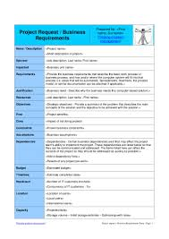Project Request Form Request Form 20