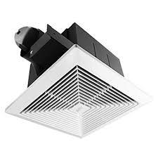 Installing Bathroom Fan Gorgeous BV UltraQuiet 448 CFM 44848 Sone Bathroom Ventilation And Exhaust Fan