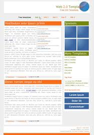 Free Css Website Templates FREE CSS TEMPLATE 244 Web 2424 Style Free Css Template By Httpwww 16