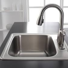 VIGO Alma 29 Inch Undermount 7525 Double Bowl 16 Gauge Stainless 25 Inch Undermount Kitchen Sink