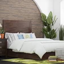 Platform Bedroom Bay Isle Home Oxalis Storage Platform Bed Reviews Wayfair