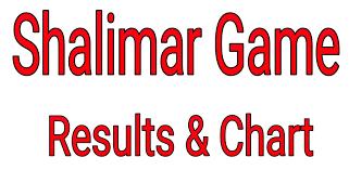 All Shalimar Game Xharts Shalimar Game Results Shalimar Game