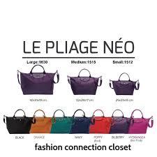 Po Longchamp Le Pliage Neo Tote Bag Bn Bulletin Board