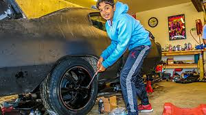 Mechanical Engineer Cars Summer Automotive Camp Muscle Car Mechanic Camps