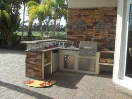 Rustic Outdoor Kitchen Which Outdoor Kitchen Ideas On A Budget Home Decor