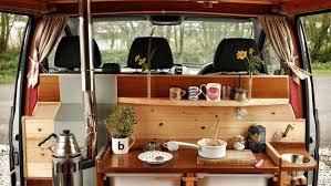 camper van kitchens