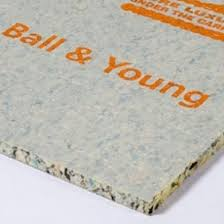 carpet underlay roll. cloud 9 super contract 10mm thick carpet underlay roll