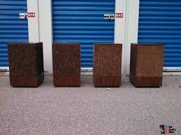 vintage bose 501 speakers. 4 vintage bose 501 series ii speakers only $199 for all bose t