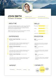 Free Creative Resume Templates Acting Resume Template Free Download