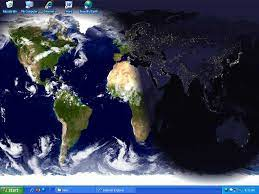 49+] 3D Earth Animated Wallpaper on ...