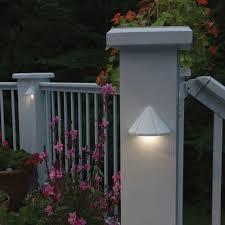 deck lighting design. Deck Post Lights For Better Patio Lighting Design And Ideas