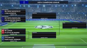 Champions league custom champions league 2021. Champions League Draw Europa League Draw Results Bracket Schedule Real Madrid Man City Face Tough Road Cbssports Com