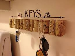 key hanger wall decal easy and simple