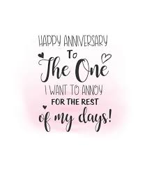 Happy Anniversary SVG Clipart Anniversary Quote Digital Etsy Custom Anniversary Quote