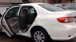 2011 Toyota Corolla White/Automatic/Heated Mirrors - YouTube