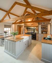 barn conversion kitchen designs
