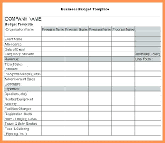 Non Profit Budget Template Nonprofit Sample Forecast Spreadsheet ...
