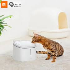 <b>Xiaomi</b> Mijia <b>Kitten Puppy Pet</b> Water Dispenser Cat Living Water ...