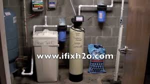 Home Water Conditioner Part 3 How A Home Water Softener Works Wwwifixh2ocom Youtube