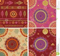Bohemian Patterns Interesting Decorating Design